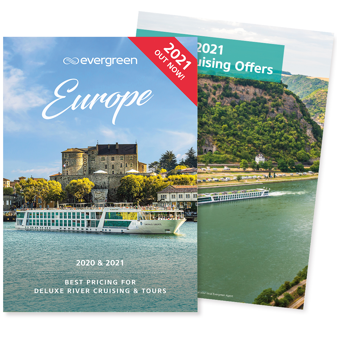 Europe River Cruising 2021 Preview Brochure