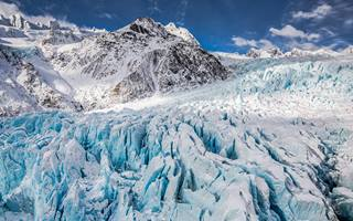 Explore Franz Josef Glacier, New Zealand