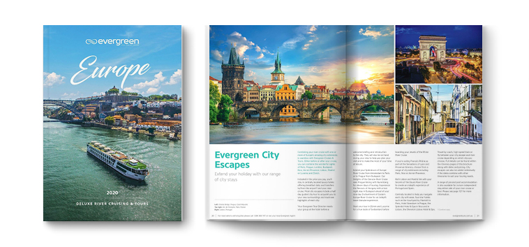 Evergreen Europe Brochure