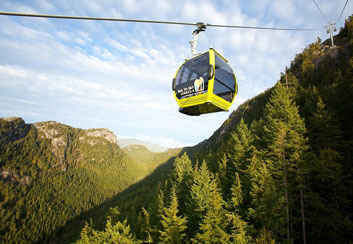 Discover More - Sea to Sky Tour, Vancouver