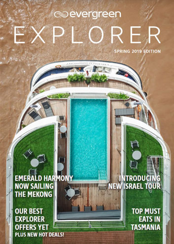 Evergreen Explorer Magazine Spring 2019