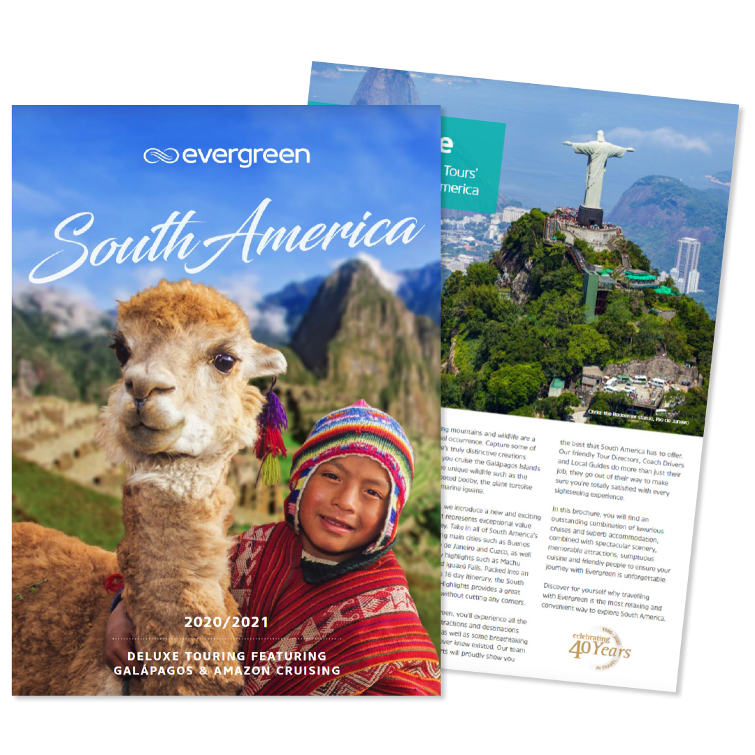 South America Brochure
